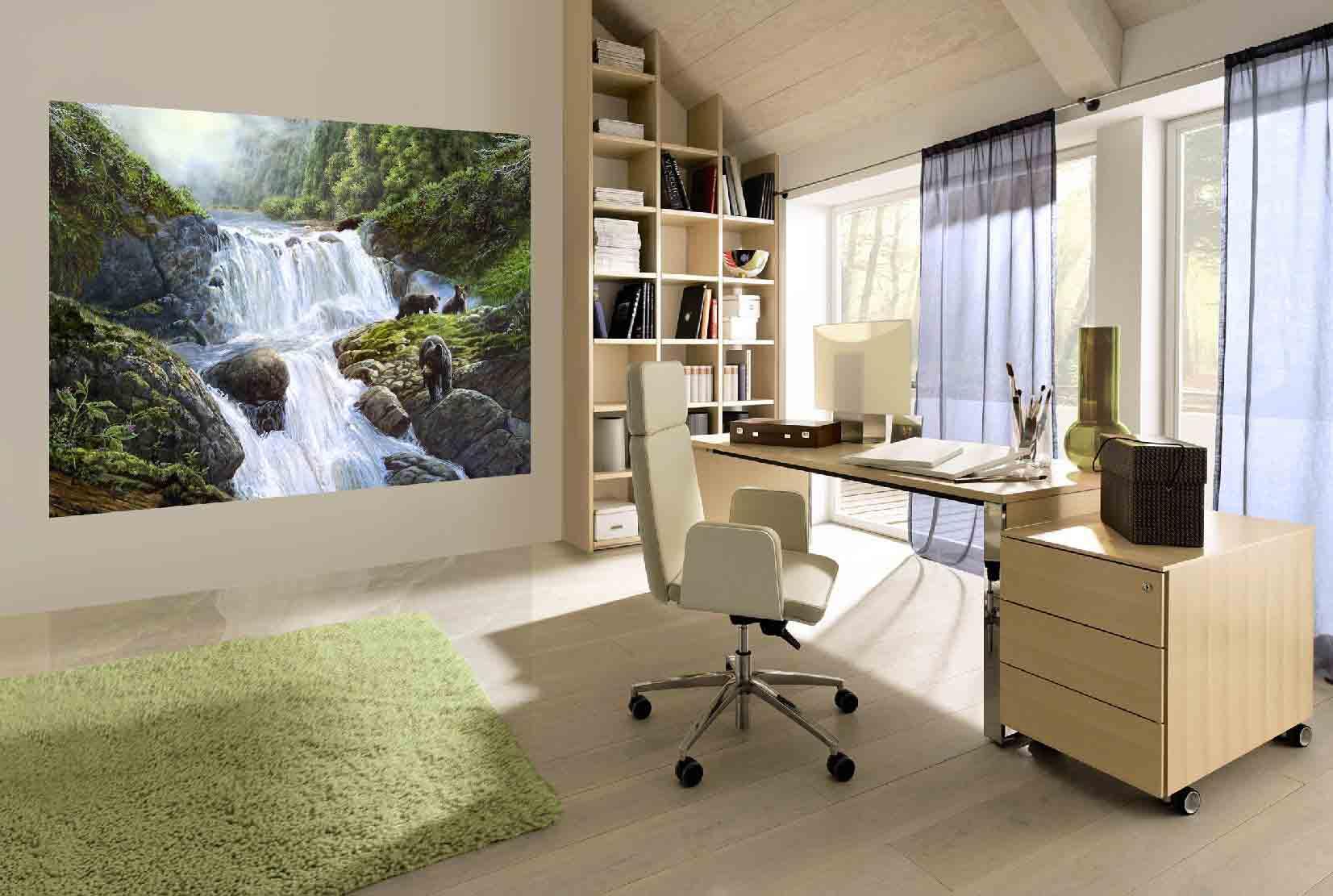 Офисная комната картинки